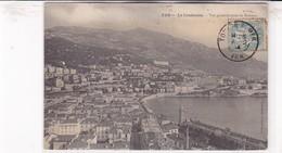 LA CONDAMINE / VUE GENERALE PRISE DE MONACO / CIRC 1904 - La Condamine