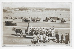 Toast Rack, Douglas, I.O.M. - Tuck I.O.M. 85 - Isle Of Man