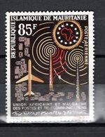 MAURITANIE  PA  N° 26     OBLITERE   COTE 0.90€    UAMPT - Mauritania (1960-...)