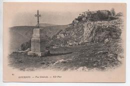 GOURDON (06) - VUE GENERALE - Frankreich