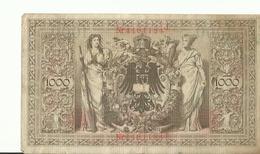 Billet De  1000 Mek 1910 - Russie