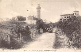 20-ALISTRE- LE PHARE ET SEMAPHORE D'ALISTRE - Sonstige Gemeinden