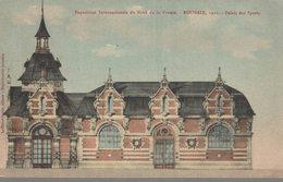 59 ROUBAIX 1911 EXPOSITION INTERNATIONALE DU NORD DE LA FRANCE  PALAIS DES SPORTS - Roubaix