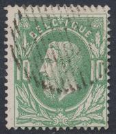 émission 1869 - N°30 Obl Rurale 18 Barres Verticales (cachet Muet). TB - 1869-1883 Leopold II
