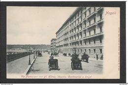 Napoli - Piccolo Formato - Non Viaggiata - Napoli (Naples)