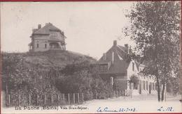 De Panne La Panne (Bains) Villa Beau-Sejour 1903 (In Zeer Goede Staat) (En Très Bon état) - De Panne