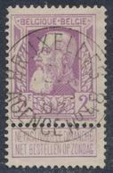"""Grosse Barbe - N°80 Obl Agence """"Bruxelles / Agence N°48"""". Superbe Centrage ! Rare Sur Grosse Valeur. - 1905 Barbas Largas"""
