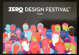 Zero Design Festival Carte Postale - Advertising