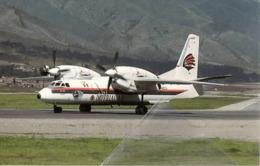 Imperial Air Cusco Perù Antonov 32 OB-1603 Airlines Airways Airlines Airplane - 1946-....: Moderne