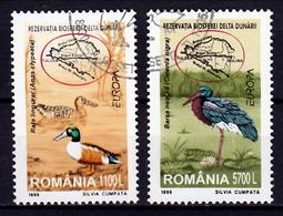 Roemenie Europa Cept 1999 Gestempeld Fine Used - Europa-CEPT