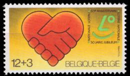 Belgium 2128**  Loterie Nationale  MNH - Belgique