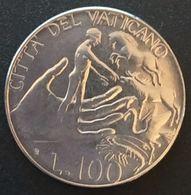 VATICAN - VATICANO - 100 LIRE 1988 - Jean Paul II - KM 209 - Vatican