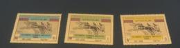 K30300 -  Set  MNH Yemen 1968 - - Olympics Mexico - Zomer 1968: Mexico-City