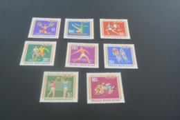 K30316 -set MNH  Mongolia - 1968 - Olympics Mexico - Summer 1968: Mexico City