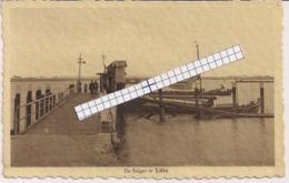 """LILLO-ANTWERPEN """"DE STIJGER TE LILLO""""UITG.HOTEL SCALDIS,LILLO FOTO J.VAN HEESCH,DEURNE - Antwerpen"""