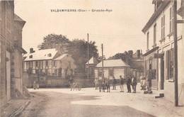 60-VALDAMPIERRE- GRANDE RUE - Francia