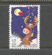 2853 Kerstmis POSTFRIS** 1999 - Belgium