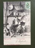Souvenir De Constantinople- Ferblantier Ambulant - Turquie