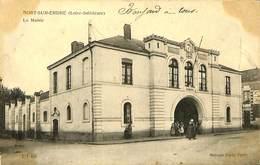 CPA - France - (44) Loire Atlantique - Nort Sur Erdre - La Mairie - Nort Sur Erdre