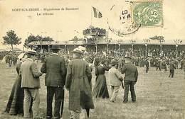 CPA - France - (44) Loire Atlantique - Nort Sur Erdre - Hippodrome De Beaumont - Les Tribunes - Nort Sur Erdre
