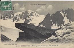 74 CHAMONIX MONT BLANC REFUGE DU COUVERCLE Editeur GILETTA  2650 - Chamonix-Mont-Blanc