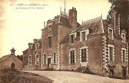 CPA - France - (44) Loire Atlantique - Nort Sur Erdre - Le Château De Port-Mulon - Nort Sur Erdre