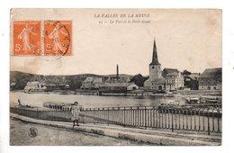 08 - GIVET . LE PONT ET LE PETIT GIVET . VALLÉE DE LA MEUSE - Réf. N°24512 - - Givet