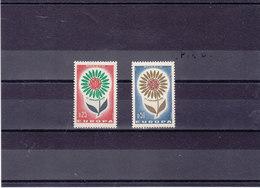 MONACO 1964 EUROPA Yvert 652-653 NEUF** MNH - Monaco