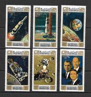 Manama 1971 Space - Apollo 15 MNH - Manama