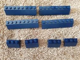 Lot Lego Bleu Foncé - Lego System