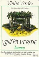 1988 Pocket Calendar Calandrier Calendario Portugal Bebidas Beverages Boissons Vinho Wine Vin Vino Verde Branco - Calendars
