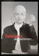 Talenter Der Tommes Carte Postale - Advertising