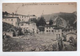 BELVEDERE (06) - UN COIN DU VILLAGE - Frankrijk