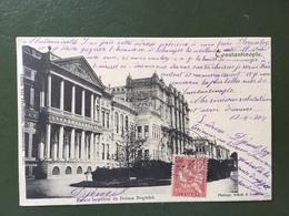 CONSTANTINOPLE- Palais Impérial De Dolma Bogtché - Turquie