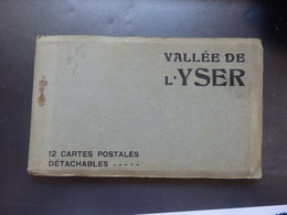 Vallée De L'Yser - Carnet 12 Vues - 12 Scans. - Diksmuide
