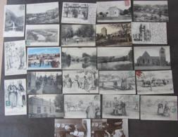 LOT De 23 CPA  THOUARS  Département Des Deux Sèvres -  Lire Descriptif - 1 Scan - Thouars