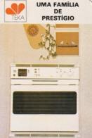 1987 1988 Pocket Calendar Calandrier Calendario Portugal Electrodomésticos Household Appliances Fogão E Forno - Calendars