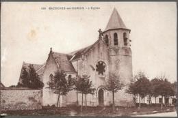 D28 - BAZOCHES EN DUNOIS - L'EGLISE - Autres Communes