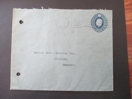 GB 1931 Ganzsachen Umschlag Firmenumschlag F.W.Woolworth & Co. Ltd. New Bond Street House London - 1902-1951 (Könige)