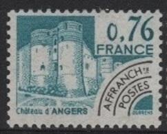 PREO 100 - FRANCE Préoblitérés N° 166 (*) Monuments Historiques - Vorausentwertungen