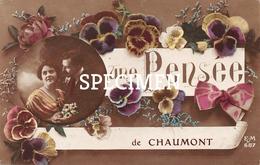 Une Pensée De Chaumont-Gistoux - Chaumont-Gistoux