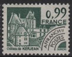 PREO 103 - FRANCE Préoblitérés N° 167 Neuf** Monuments Historiques - Vorausentwertungen