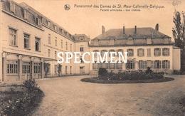 Pensionnat Des Dames De St. Maur-Callenelle-Belgique - Façade Principale - Les Classes - Péruwelz