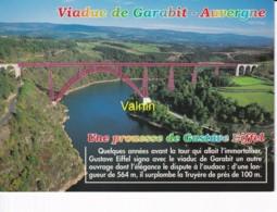 Le Viaduc De Garabit - Non Classificati