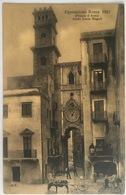 V 72637 - Roma - Esposizioni Roma 1911 - Piazza D'Armi - Santa Lucia Napoli - Expositions