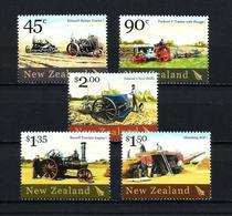 Nueva Zelanda Nº 2076/80 Nuevo - Ungebraucht