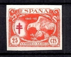 Espagne Poste Aérienne YT N° 230 Non Dentelé Neuf ** MNH. TB. A Saisir! - Poste Aérienne