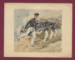 180320B - MILITARIA MARINE Bataillon D'intervention De Fusiliers Marins Carte 1961 - Bateaux