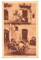 Naples Napoli Vecchia Intimita Famigliare 1925 - Napoli