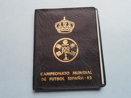 CAMPEONATO MUNDIAL De FUTBOL Espana - 82 > Set Coleccion De Monedas ( Zie / Voir Photos > For Grade, Please See Photo ) - Sets Sin Usar &  Sets De Prueba